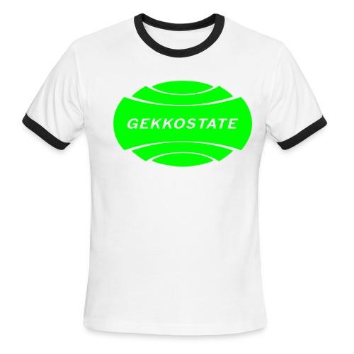 Gekkostate - Men's Ringer T-Shirt