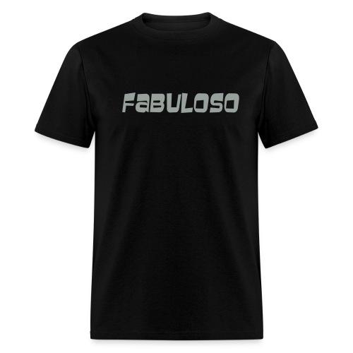 fabuloso - black - Men's T-Shirt