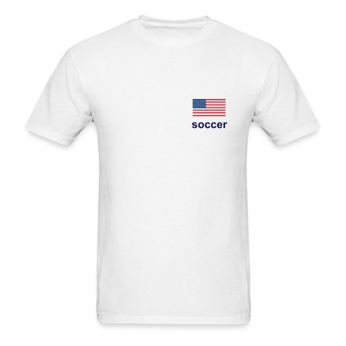 USA SOCCER           2010! - Men's T-Shirt