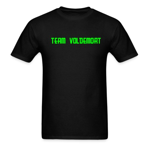 Team Voldemort (Black) - Men's T-Shirt