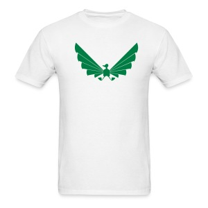 LOA - green on white - Men's T-Shirt