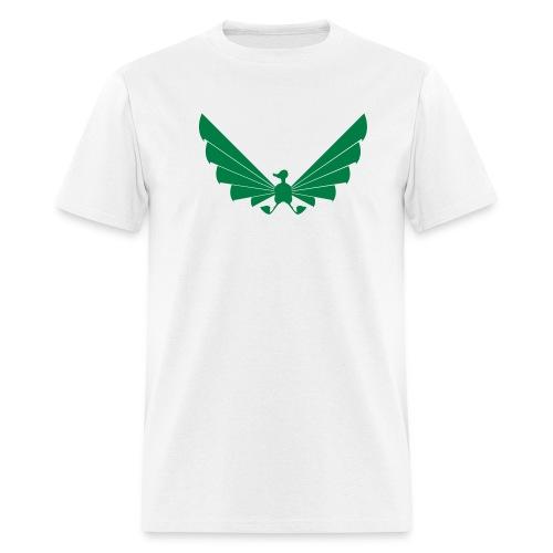 LOA - green on white - Men's T-Shirt