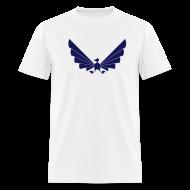 T-Shirts ~ Men's T-Shirt ~ LOA - navy on white