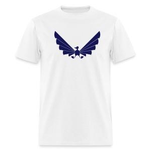 LOA - navy on white - Men's T-Shirt