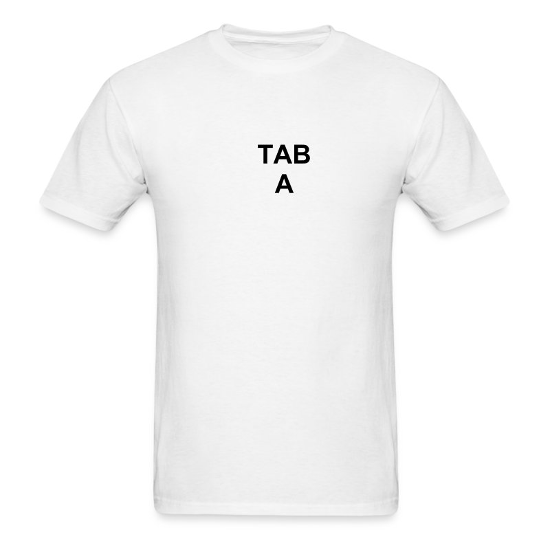 TabA - Men's T-Shirt