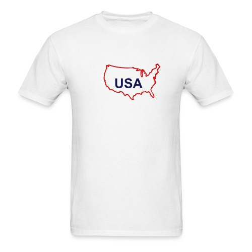 American   Freedom edition - Men's T-Shirt