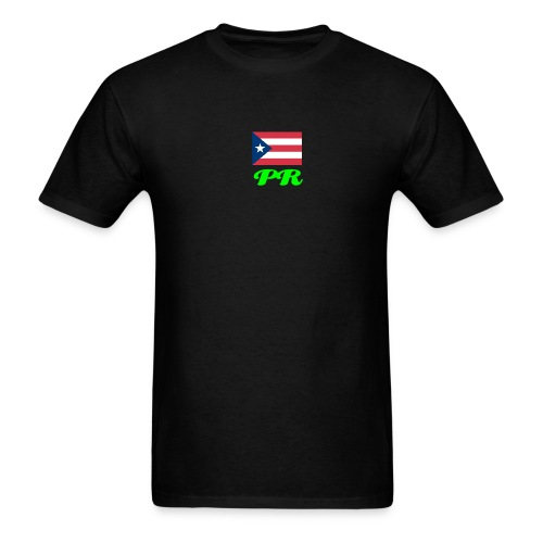Boricua-5 - Men's T-Shirt
