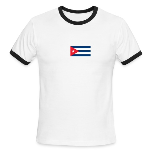 Cuban Pride - Men's Ringer T-Shirt