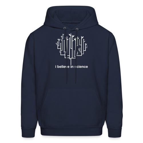 Tree of Life: Hooded Sweatshirt - Men's Hoodie