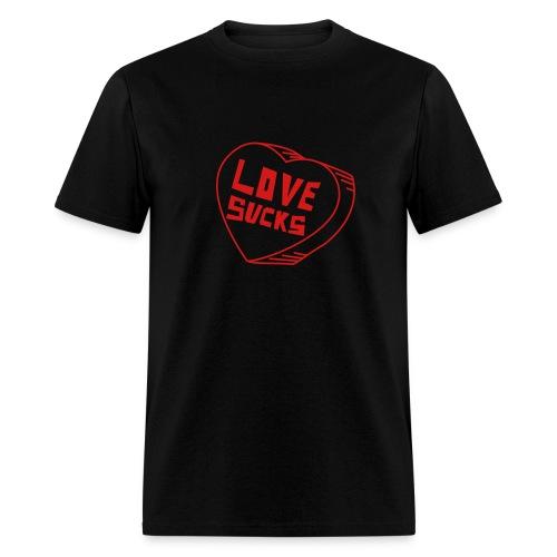 Love Sucks - Men's T-Shirt