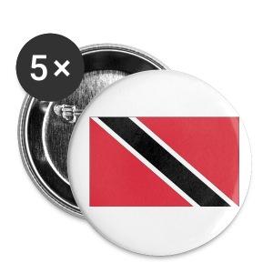 2-1/4 T&T FLAG BUTTONS - IZATRINI.com - Large Buttons