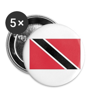 1 T&T FLAG SMALL BUTTONS - IZATRINI.com - Small Buttons