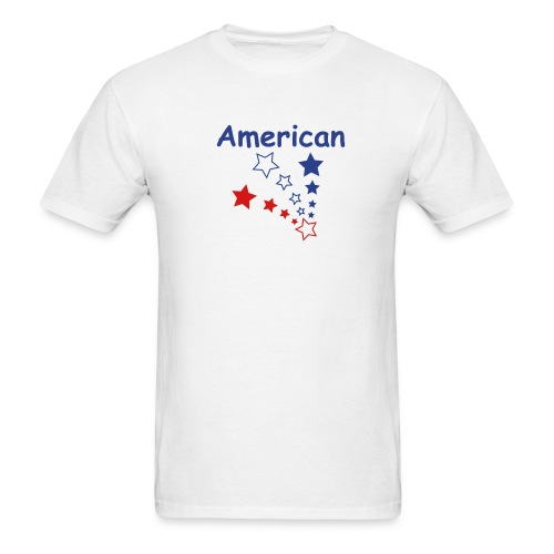 American-II       Freedom edition - Men's T-Shirt