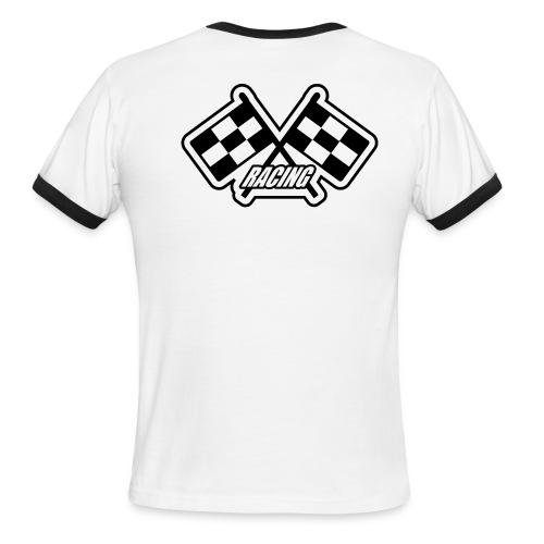 Racer T - Men's Ringer T-Shirt