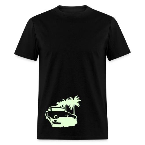 LOWRIDERZ - GLOW IN THE DARK - Men's T-Shirt