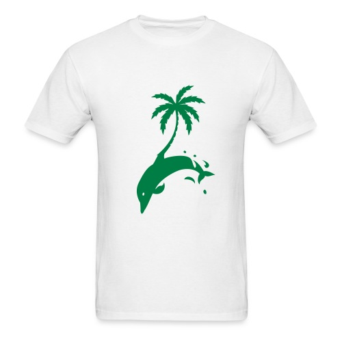 TL Beach 1 - Men's T-Shirt