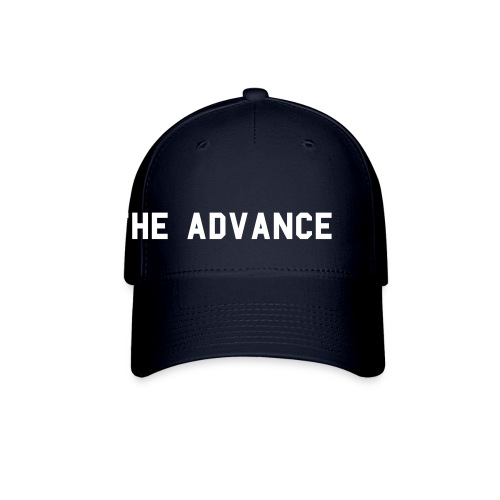 Fitted Cap (navy) - The Advance - Baseball Cap