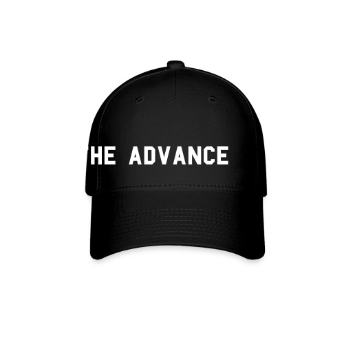 Fitted Cap (black) - The Advance - Baseball Cap