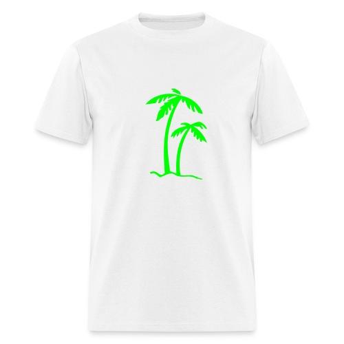 Palm Tree T-Shirt - Men's T-Shirt