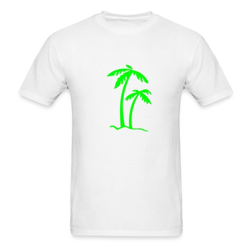 Palm Tree T-Shirt - Men's T-Shirt