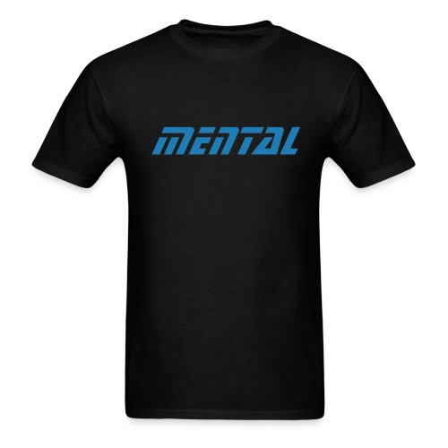 mental thick tee - Men's T-Shirt