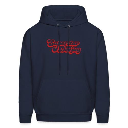superstar dj hoodie - Men's Hoodie