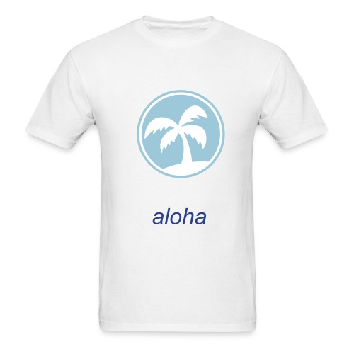hawain shirt - Men's T-Shirt