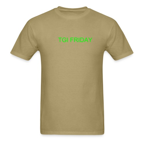 Green TGI FRIDAY T-Shirt - Men's T-Shirt