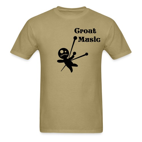 Croat Music VooDoo - Men's T-Shirt