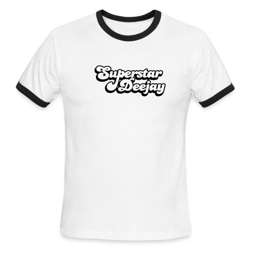 DeeJay Ringer - Men's Ringer T-Shirt