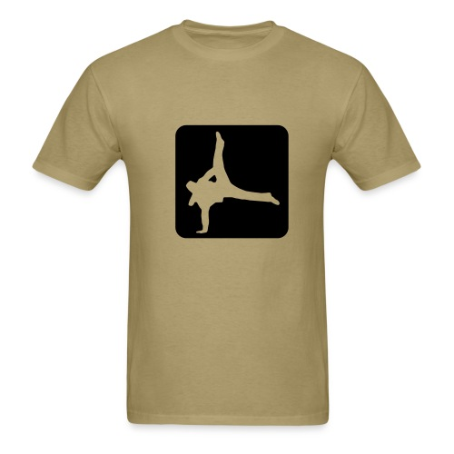 Breakdancer T-Shirt - Men's T-Shirt
