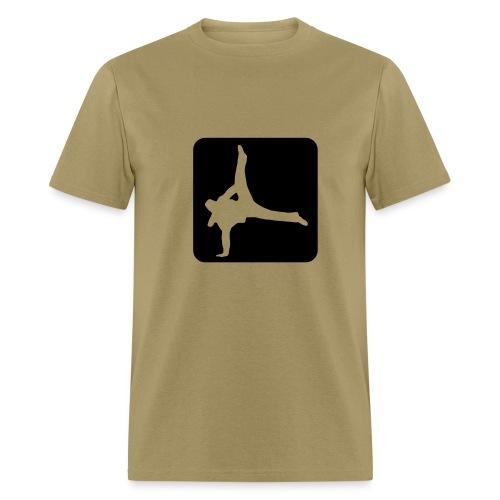 Breakdancer T-Shirt - Men's T-Shirt
