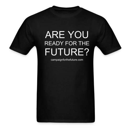 ARE YOU READY...? TEE - Men's T-Shirt