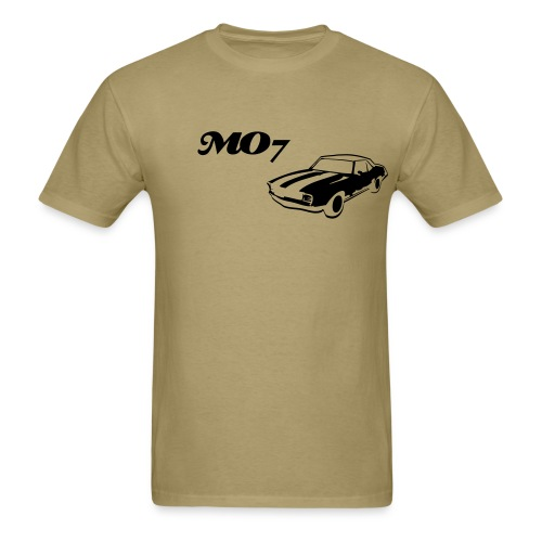 Das Auto - Men's T-Shirt