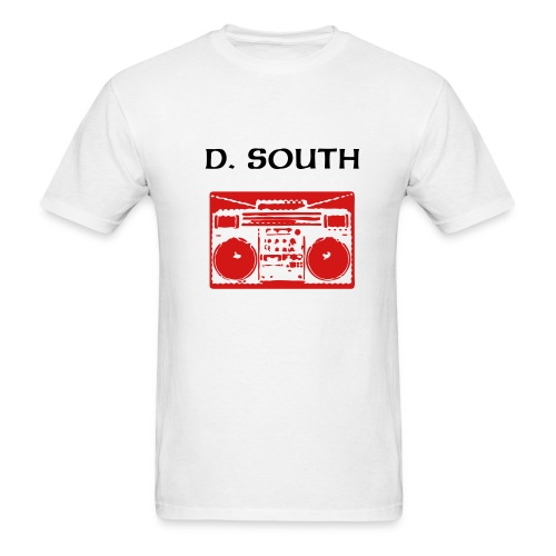 Ghetto Blaster Shirt - Men's T-Shirt