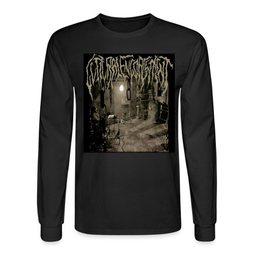 The Slow Decay Of Infested Flesh LS - Men's Long Sleeve T-Shirt