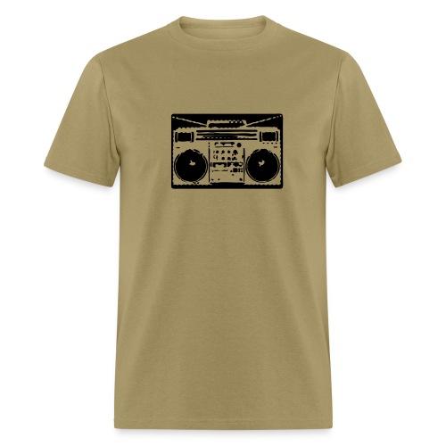TLA Boombox tee - Men's T-Shirt