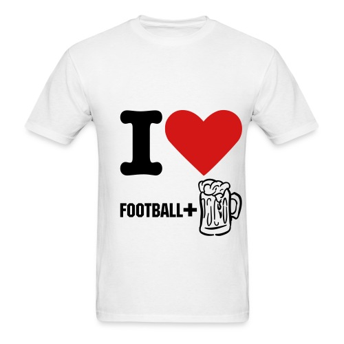 MENS I LOVE - Men's T-Shirt