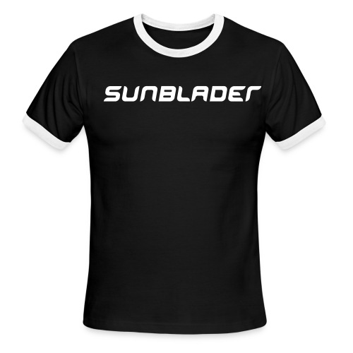 Sunblader Ring T - Men's Ringer T-Shirt