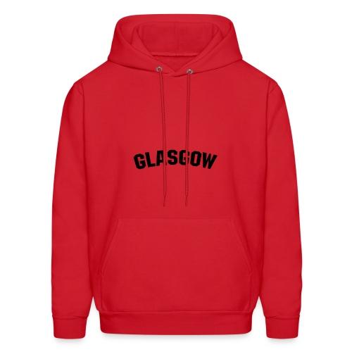 Mens hoodie red - Men's Hoodie