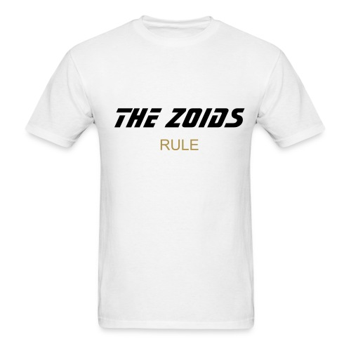 The Zoids.... T Shirt - Men's T-Shirt