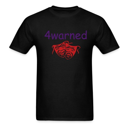 4warned tees - Men's T-Shirt