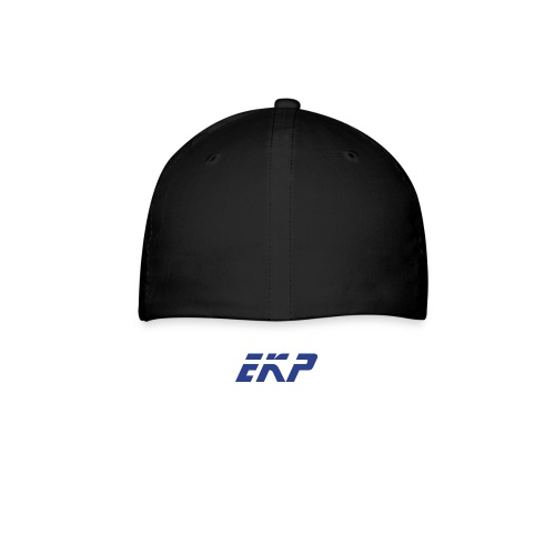 EKP Black/Blue Flex Fit Hat - Baseball Cap