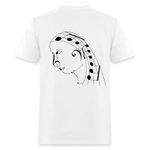 Girl Geek T-shirt - Men's T-Shirt