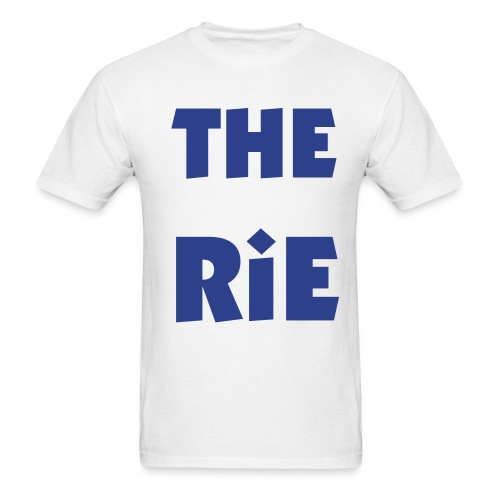 The Rie plain - Men's T-Shirt