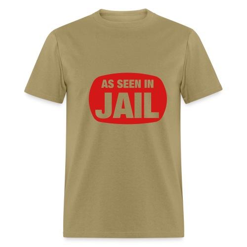 Jail - Men's T-Shirt