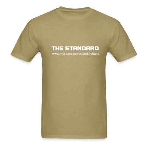 Khaki T-shirt - Men's T-Shirt
