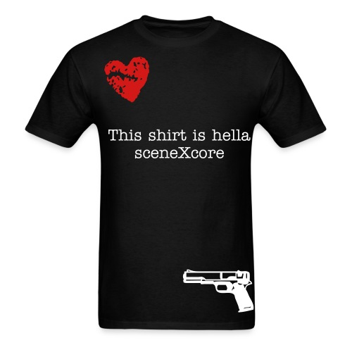 sceneXcore - Men's T-Shirt
