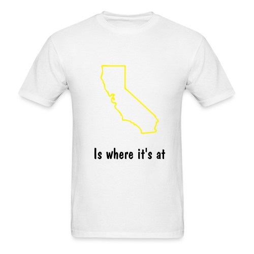 California - Men's T-Shirt