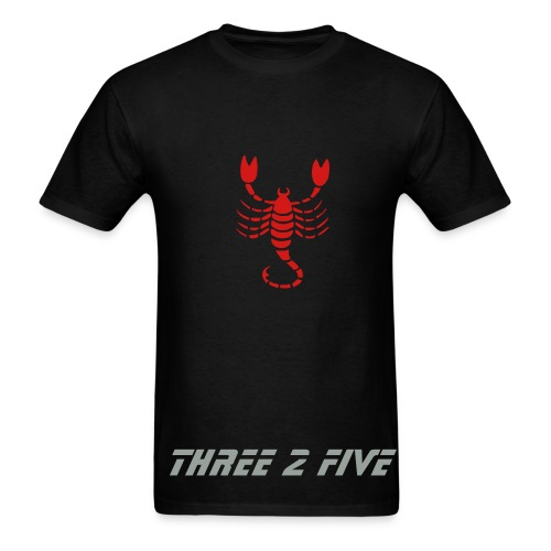 Three2Five *Avalible in White - Men's T-Shirt